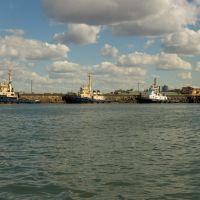 Tug Boats, Гладстон