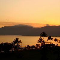 Coucher de soleil à Cairns (Australie)., Каирнс