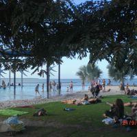 artificial beach, Каирнс