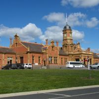 Rail Station - Maryborough, Мариборо