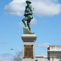 War Memorial - Maryborough, Мариборо