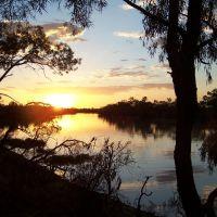 Sunset Longreach, Маунт-Иса