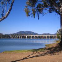Fitzroy River Barrage, Rockhampton, Рокхамптон