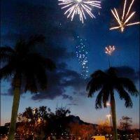 fireworks, Таунсвилл