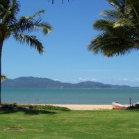 Magnetic Island From The Strand, Таунсвилл