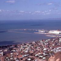 Townsville 1970, zicht op haven, Таунсвилл