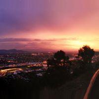 Panorama of Townsville sunset, Таунсвилл