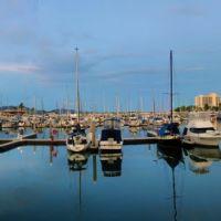 panorama of Marina, Таунсвилл