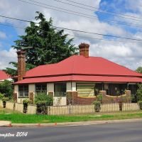 one of the first homes built in Armidale, NSW with a very cold winter climate,  complete with two fireplaces, one being located in the kitchen area., Армидейл