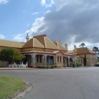 Railway Station, Armidale NSW Australia, Армидейл