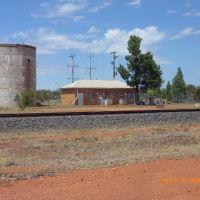 Nyngan to Cobar Water Pumping Station - 2014-01, Батурст