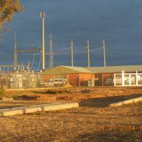 Nyngan - Electrical Substation - 2014-07-01, Батурст