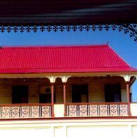 two verandahs, Брокен-Хилл