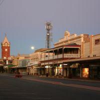 Broken Hill Argent street, Брокен-Хилл