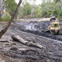 Digging out Wollundry Lagoon: Wagga Wagga, Вагга-Вагга
