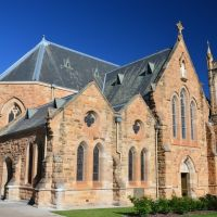 St Michaels Cathedral, Wagga Wagga, NSW, Au, Вагга-Вагга