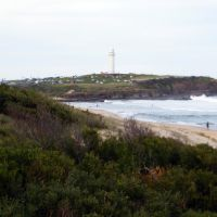 Wollongong Beach & Flagstaff Hill, Воллонгонг