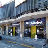 Harbourside Fish Market, Воллонгонг