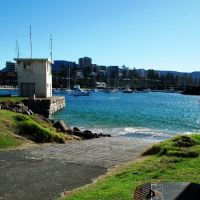Boat Ramp Wollongong Harbour, Воллонгонг