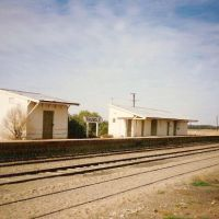 Trundle - Railway Station - 1986, Гоулбурн