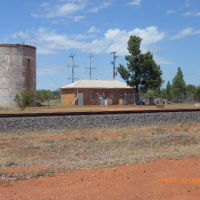 Nyngan to Cobar Water Pumping Station - 2014-01, Гоулбурн