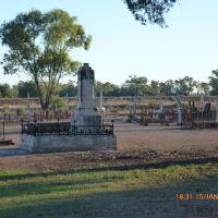 Nyngan - Cemetery - 2014-01-15, Гоулбурн