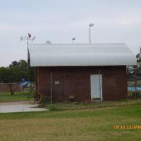 Warren - Building next to the water reservoir - 2014-01-22, Дуббо-Дуббо