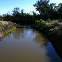 Albert Priest Channel near Gunningbar Regulator by Dr Muhammad J Siddiqi State Water Corp, Коффс-Харбор