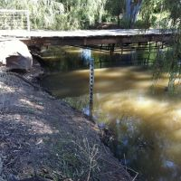 Crooked Creek Gauge by Dr Muhammad J Siddiqi State Water Corp, Коффс-Харбор