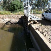 Bulgeraga Creek Regulator by Dr Muhammad J Siddiqi State Water Corp, Коффс-Харбор