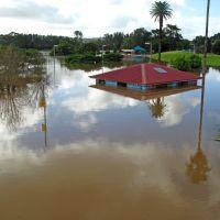 Toilet Block. Flood of 2009, Лисмор