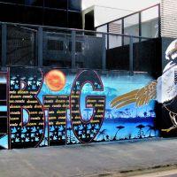 Public Mural, Лисмор