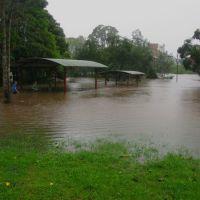 Flood water, Лисмор