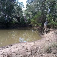 Macquarie River, Mumblebone Plain by Dr Muhammad J Siddiqi State Water Corp, Оранж