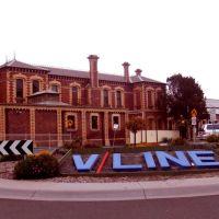 Rail Station - Geelong, Гилонг