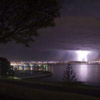 Lightning over Geelong, Гилонг