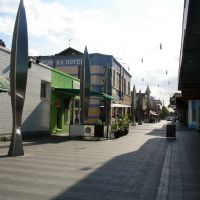 Little Malop Street Mall near Eureka Hotel, Гилонг