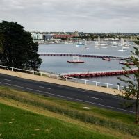 Geelong Foreshore from Eastern Park Circuit, Гилонг
