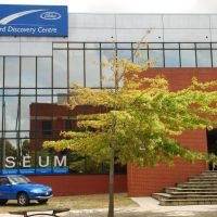 Ford Discovery centre, Geelong., Гилонг
