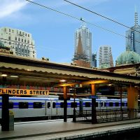Flinders Street Station copia, Мельбурн