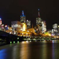 #24 Melbourne by night, Мельбурн