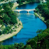 Yarra River & Bridge ~ Melbourne, Australia, Мельбурн