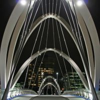 Seafarers bridge - South Wharf Melbourne, Мельбурн