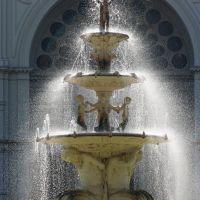 Exhibition Fountain 1880 - Designed and built by: Josef Hochgurtel, Мельбурн