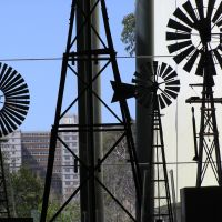 Museum Windmills, Carlton, Мельбурн