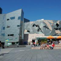 Federation Square, Мельбурн