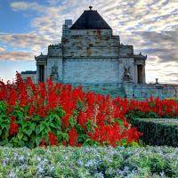 Shrine of Remembrance, Мельбурн