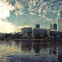 City buildings, Мельбурн