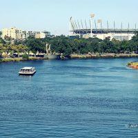 Yarra River, Мельбурн