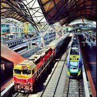 Southern Cross Railway Station......, Мельбурн